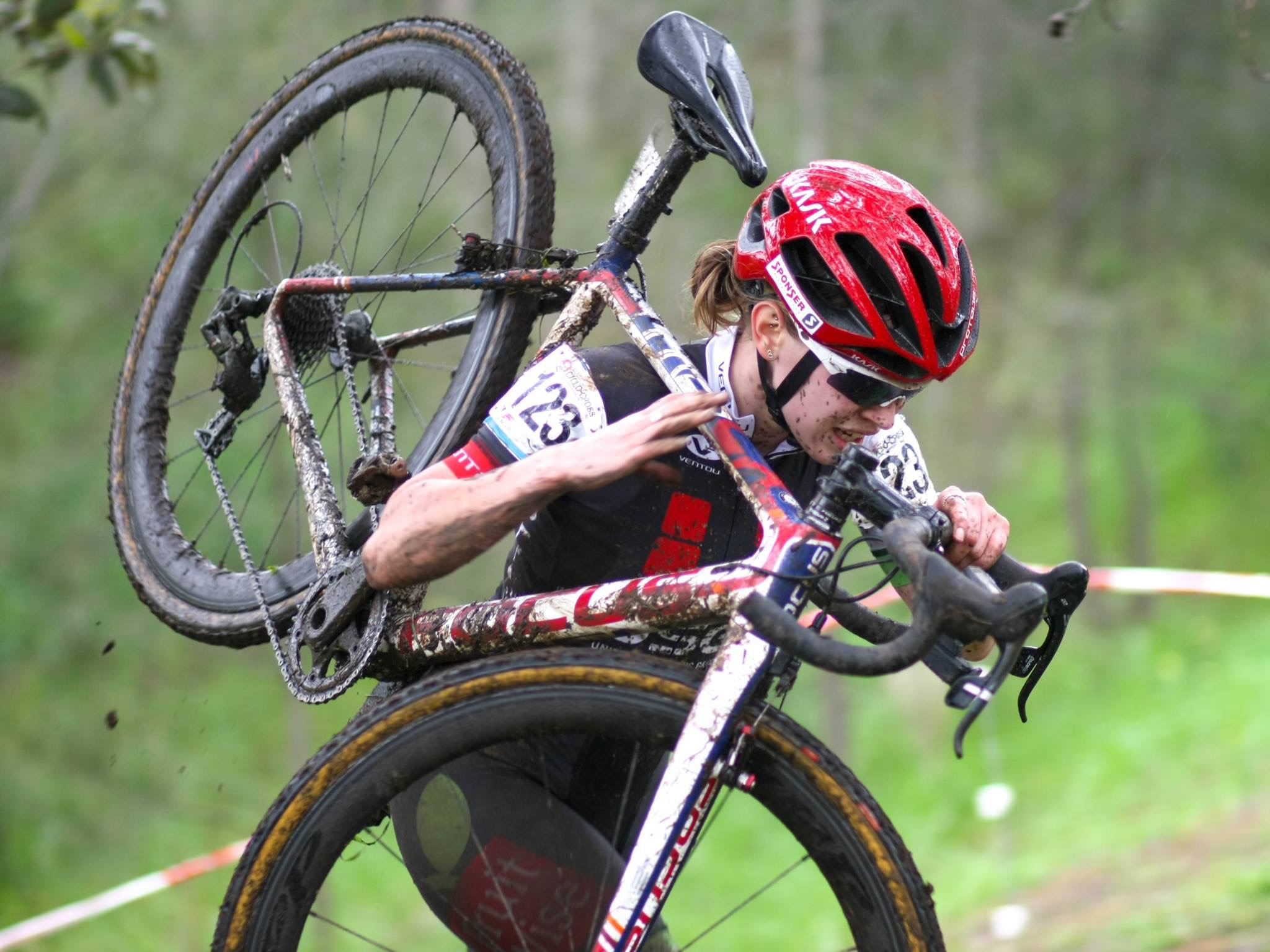 Announcing Stacey Riedel as a Cyclocross Minded Ambassador!