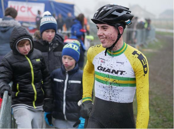 Announcing Adam Blazevic as a Cyclocross Minded Ambassador